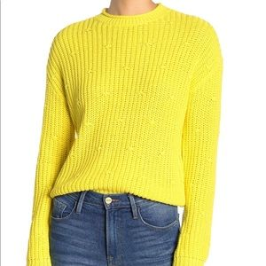 NWT ABOUND Ribbed Knit Dolman Sweater